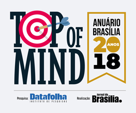Selo Top of Mind 2018