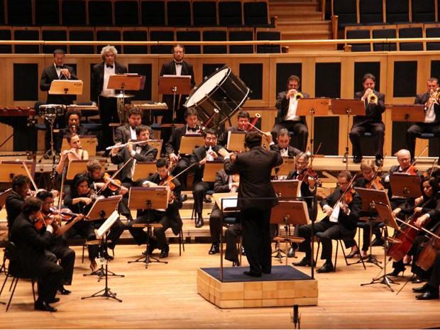 Orquestra Sinfônica do Teatro Nacional Saiu edital! Inicial de R$ 5.950,00