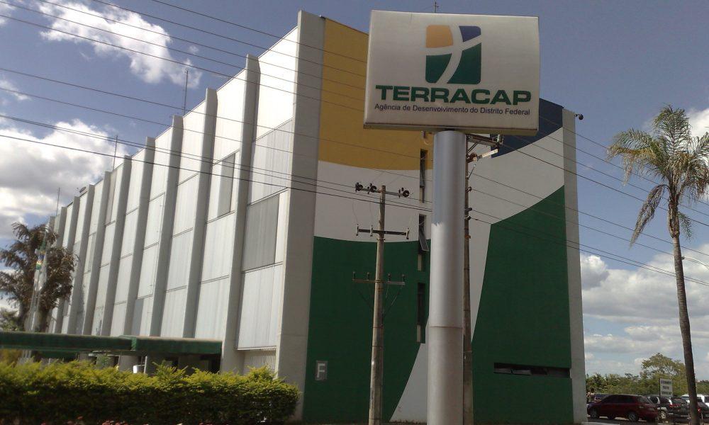 Edital Terracap com vagas para a Agência de Desenvolvimento do DF