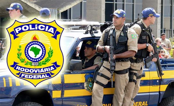 Concurso PRF - Policial