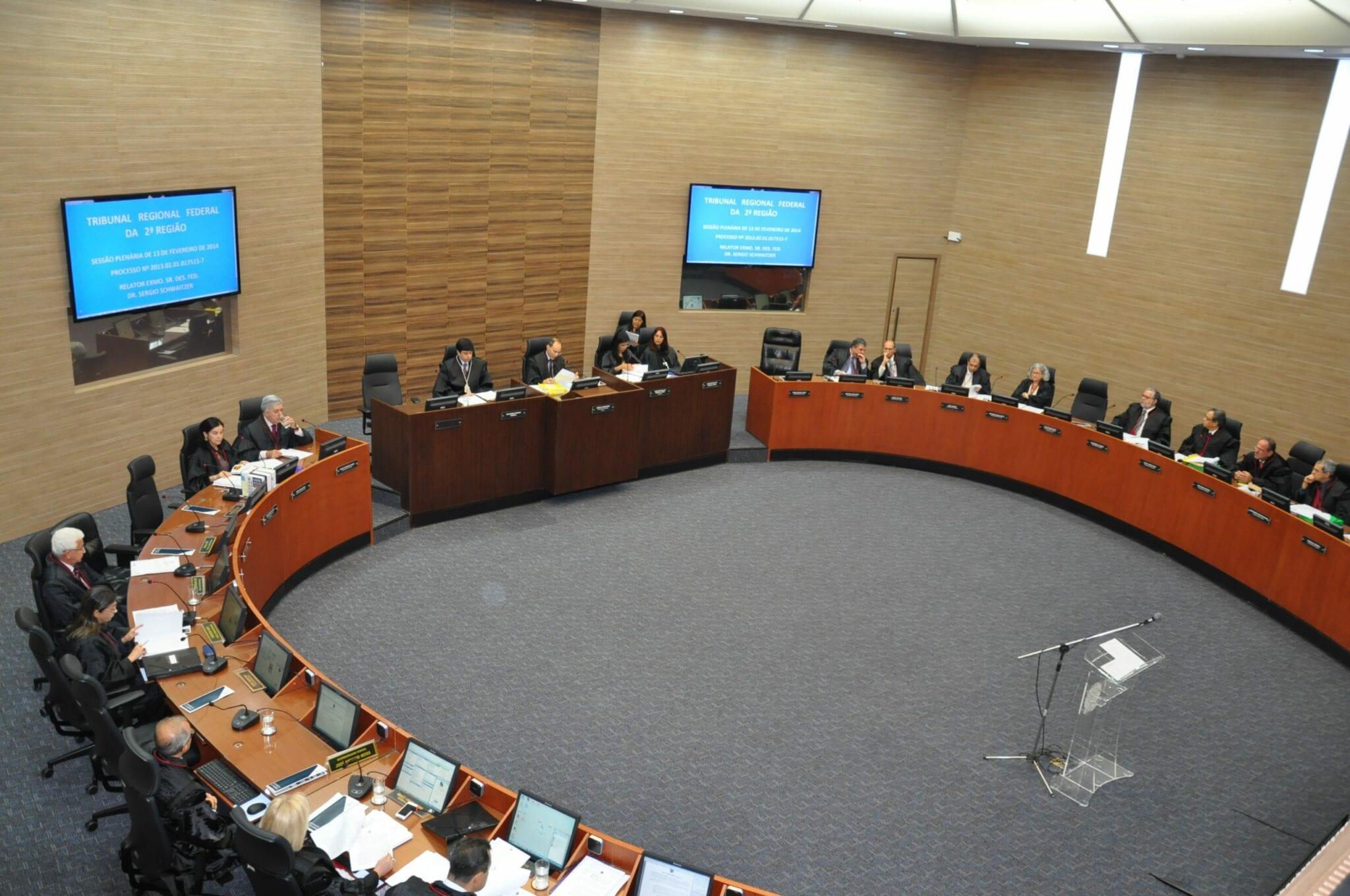 TRF 2ª Região - Saiu edital para Juiz! Até R$ 23.997,19