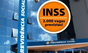 INSS: Concurso cada vez mais próximo!
