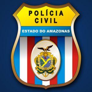 Edital PC AM: Símbolo da organização