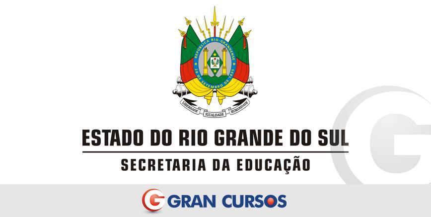 Secretaria de Educação/RS: Fundatec é a organizadora! São 1.393 vagas