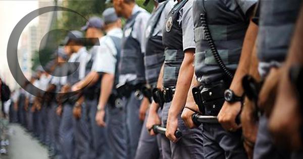 Concurso da Polícia Militar para o ensino médio e superior