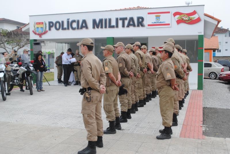 PMSC: Governo autoriza mais de 500 vagas!