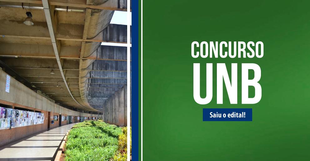 Fundação Universidade de Brasília (Concurso UnB 2016).