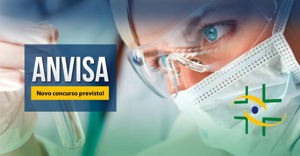 Concurso Anvisa 2016 terá vagas para nível médio e inicial de R$ 6 mil!