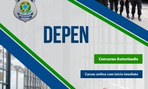Concurso do Depen: Edital iminente!  Vagas para Brasília. Nível médio tem inicial de R$ 5,4 mil!