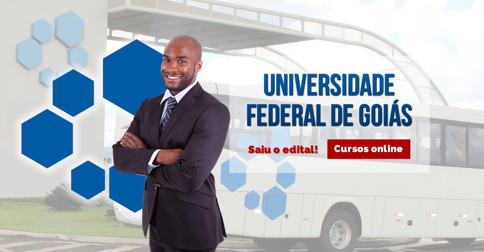 UFG: concurso já recebe inscrições para todos os níveis! Iniciais de até R$ 4 miil!