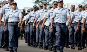 Concurso PM-SP – Nível médio: Saiu autorização para 5.400 vagas de soldado! Inicial de R$ 2.929,27!