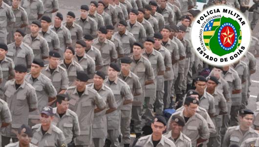 Concurso PM-GO 2016 - Soldado e Oficial