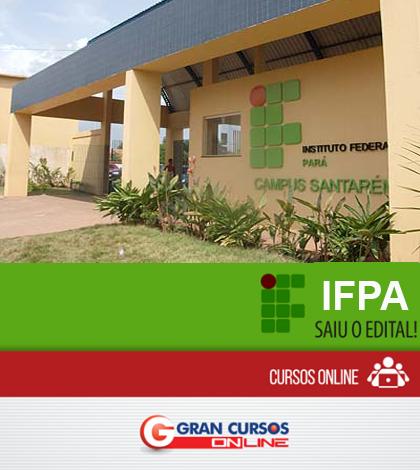 Concurso IFPA 2016