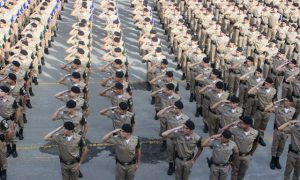 Polícia Militar de Minas Gerais (PM-MG) divulga mais um edital com 1.590 vagas