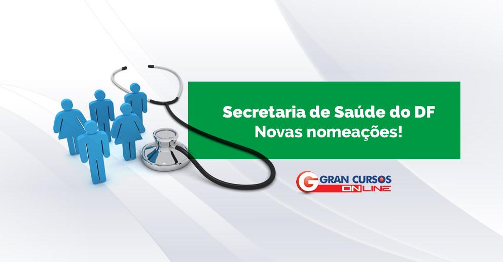 Secretaria de Saúde do DF (SES-DF)!