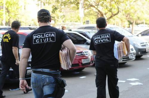 Concurso Polícia civil do df
