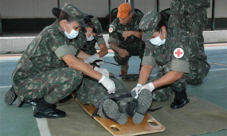 Edital Exército CFO Saúde