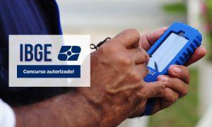 Divulgada a banca organizadora do concurso do IBGE. Edital previsto para dezembro!