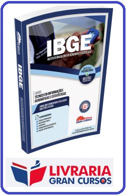 ibge apostila concurso 2015