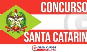 Concursos Estaduais: Oportunidades em Santa Catarina!