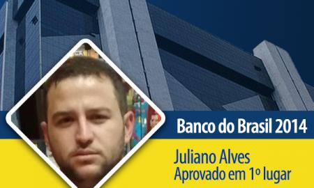 História de Sucesso: Aluno do Gran Cursos Online é aprovado em 1º lugar no concurso do Banco do Brasil!