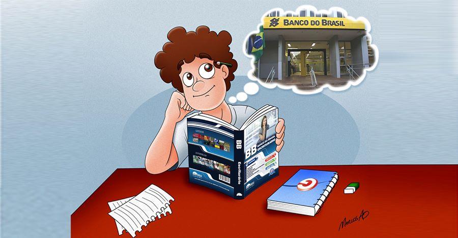 Concurso Banco do Brasil - Nível médio conta com programa e disciplinas definidos! Prepare-se com antecedência e garanta sua vaga!