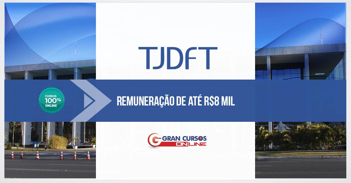 Tribunal de Justiça do Distrito Federal e dos Territórios (Concurso TJDFT)
