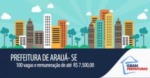Prefeitura de Arauá-SE