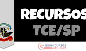 Recursos de Provas – Tribunal de Contas de São Paulo (TCE-SP) – Auxiliar 2015!
