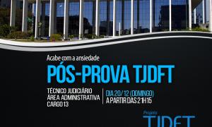 Concurso TJDFT – Técnico Judiciário 2015/2016: Pós-prova realizado com sucesso! Confira o gabarito extraoficial!
