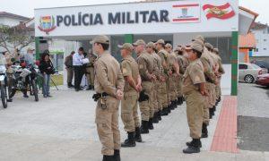 Polícia Militar de Santa Catarina (PM-SC) oferece 415 vagas para nível médio!