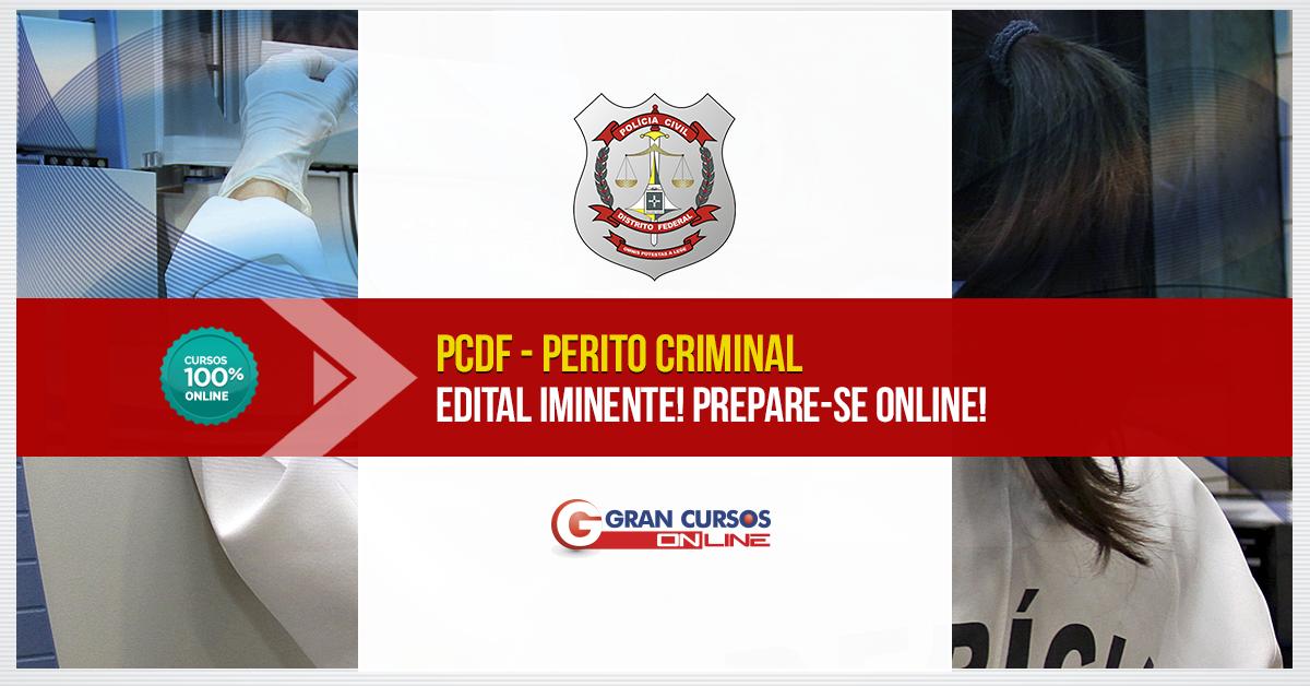 Polícia Civil do Distrito Federal (PCDF)