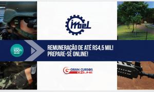 Concurso Imbel: Oferta para todos os níveis no DF, MG, RJ e SP! Salários de até R$ 4 mil!