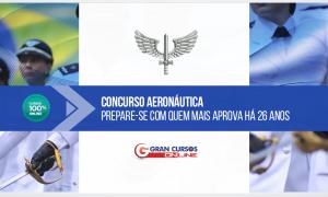 Concurso Aeronáutica Oficiais: divulgados editais com 65 vagas para nível médio!