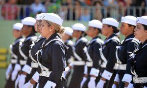 Mulheres poderão ter direito a optar por serviço militar!