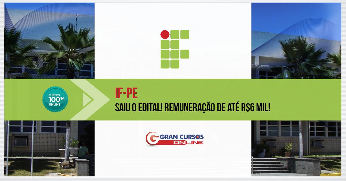 Concurso Instituto Federal