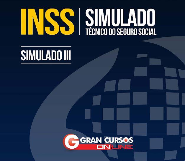 III Simulado INSS