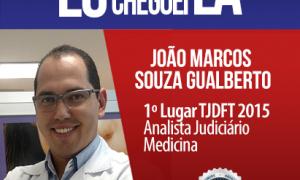 História de Sucesso: Aluno do Gran Cursos Online obtém 1° lugar para Analista Judiciário-Medicina do TJDFT!