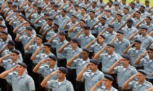Concurso Polícia Militar-RN: Oferta de 2,6 mil vagas para nível médio e superior! Até R$ 7,9 mil!