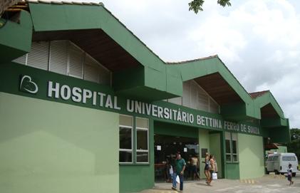Concurso Hospital Universitário-PA