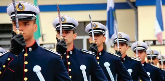 Oficial da Polícia Militar de São Paulo