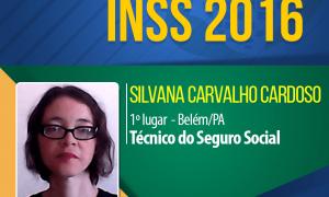 Com dedicação e força de vontade, Silvana Carvalho superou obstáculos e alcançou a sonhada aprovação no concurso do INSS!