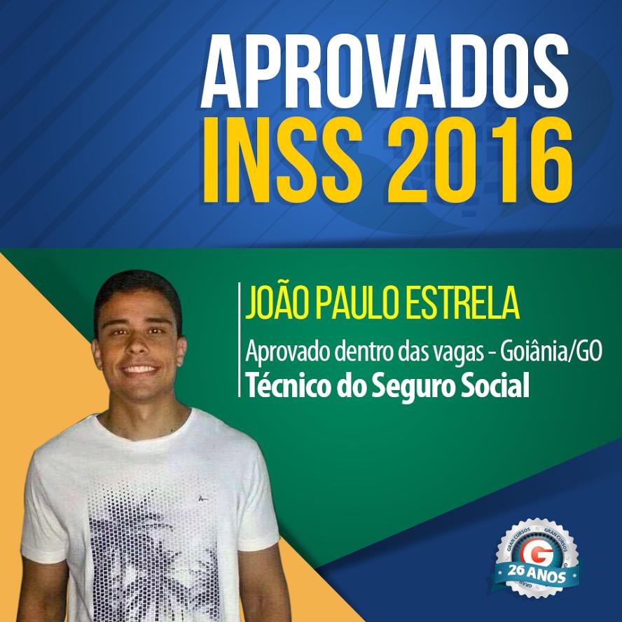 Aprovados INSS