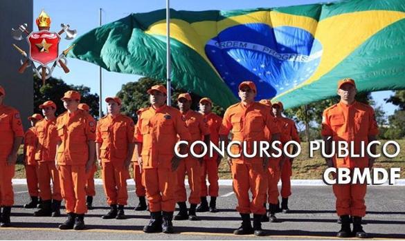 Corpo de Bombeiros Militar do DF (CBMDF) tem tradição de nomeações em seus concursos! Fique ligado, pois mais de 5 mil candidatos serão convocados p/ a segunda etapa!