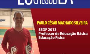 """Paulo César Silveira, aprovado no concurso SEDF 2013: """"Só precisamos de uma vaga para o sucesso"""""""