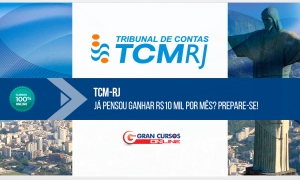 Ao Vivo Agora – Como Passar? Concurso TCM-RJ – Análise do edital e dicas de estudos