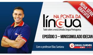 Concurso Bombeiros-DF: Minissimulado gratuito de gramática com foco na banca Idecan!