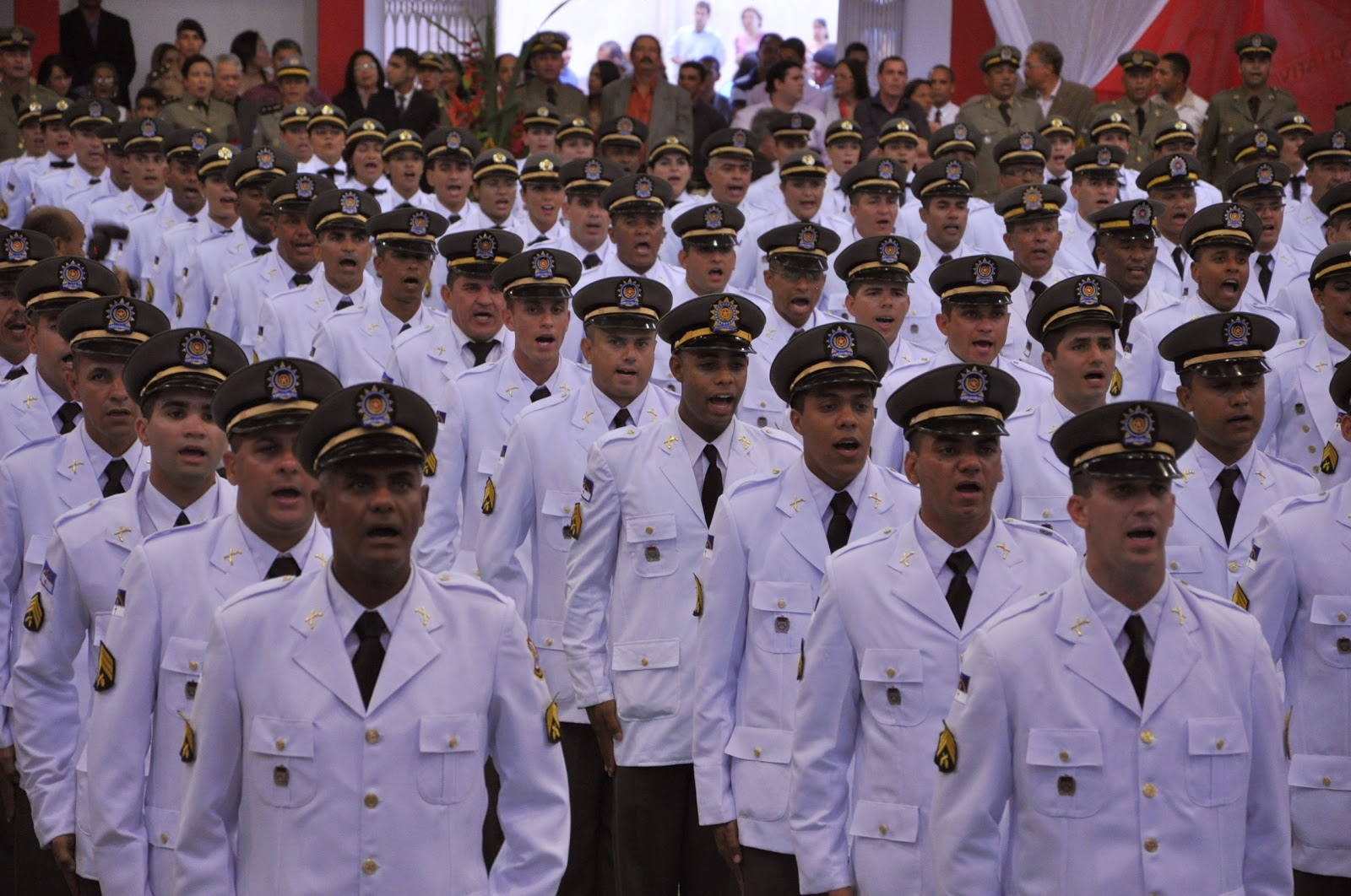 Concurso Polícia Militar de Pernambuco - Oficial é anunciado para oferta inicial de 60 vagas! Edital ainda em 2016!