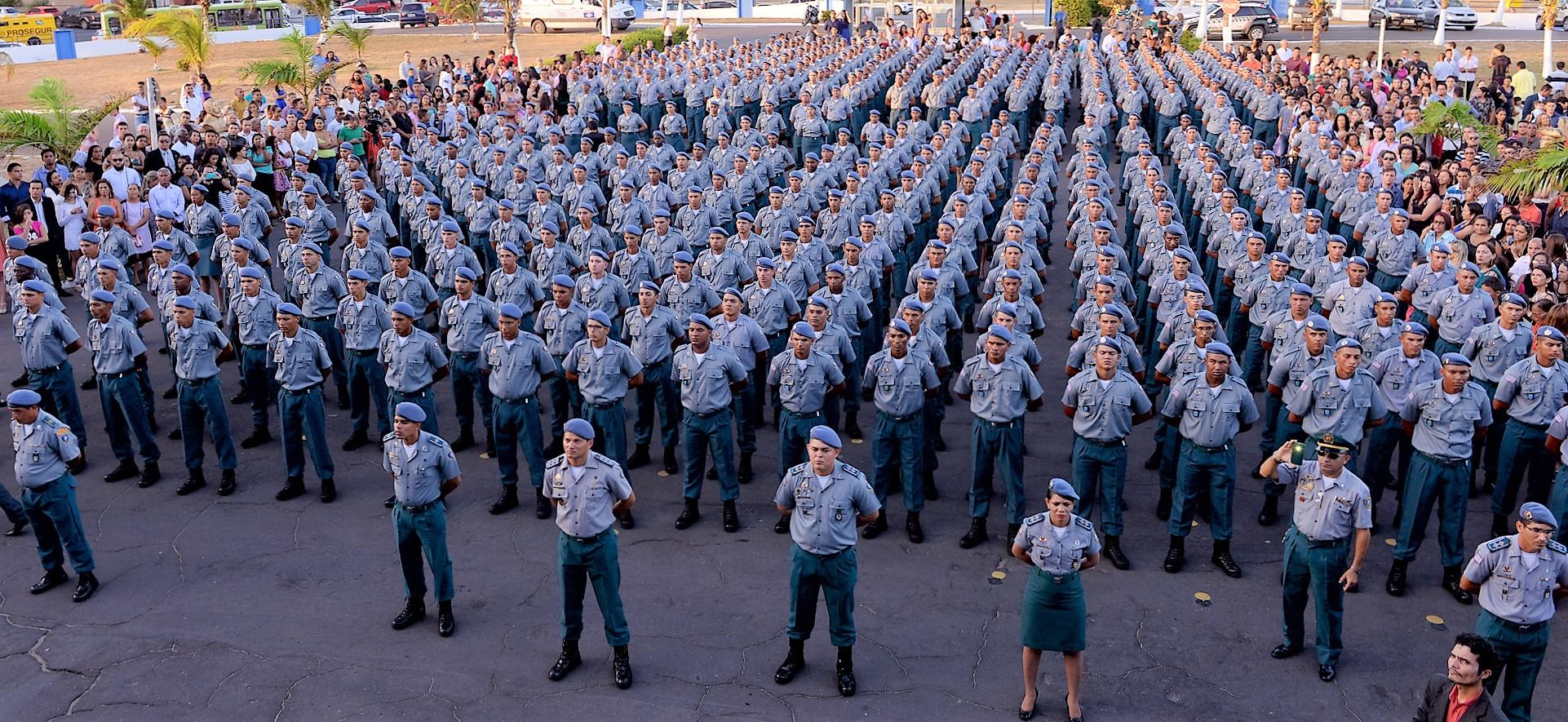 Resultado de imagem para policia militar ma concurso