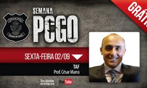AO VIVO AGORA – Teste de Aptidão Física para PC-GO com Dr. Carlos Marra!